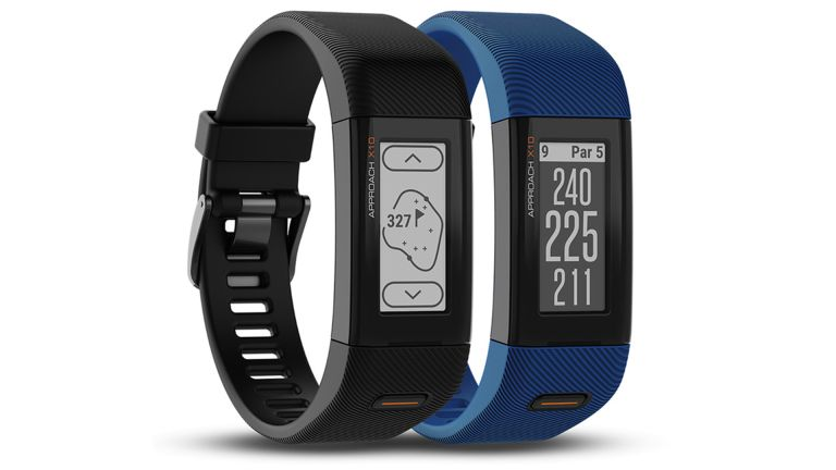 Garmin Approach X10 golf wearable