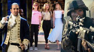 New movies July 4 weekend