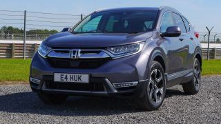 Honda CR-V 2019: plenty of tech and oodles of space ...