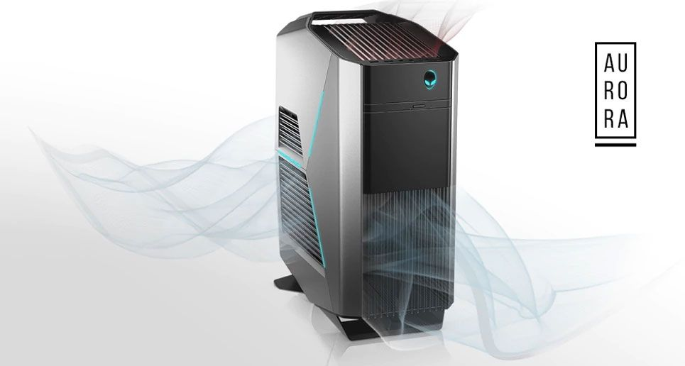 Get an Alienware Aurora desktop with a GeForce GTX 1080 for $1,197