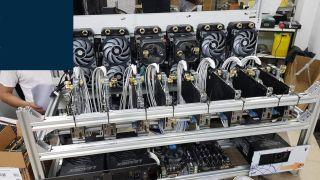 RTX 3090 mining rig
