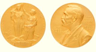 James Chadwick's Nobel Prize Medal