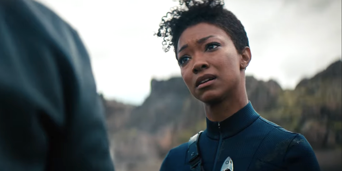 Star Trek: Discovery Showrunner Reveals Burnham's 'Spark' With A New Character