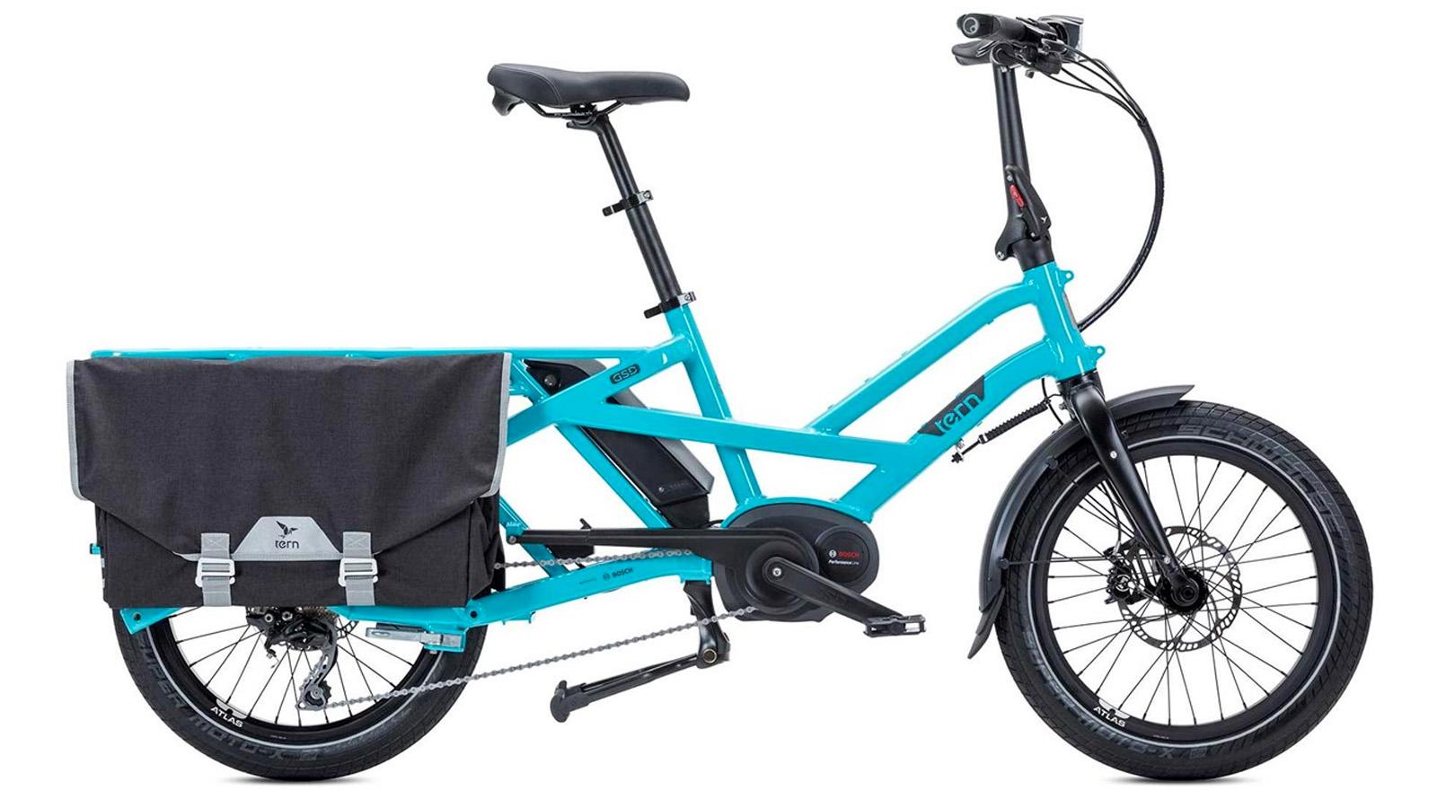 Best commuter bike: Tern GSD S10