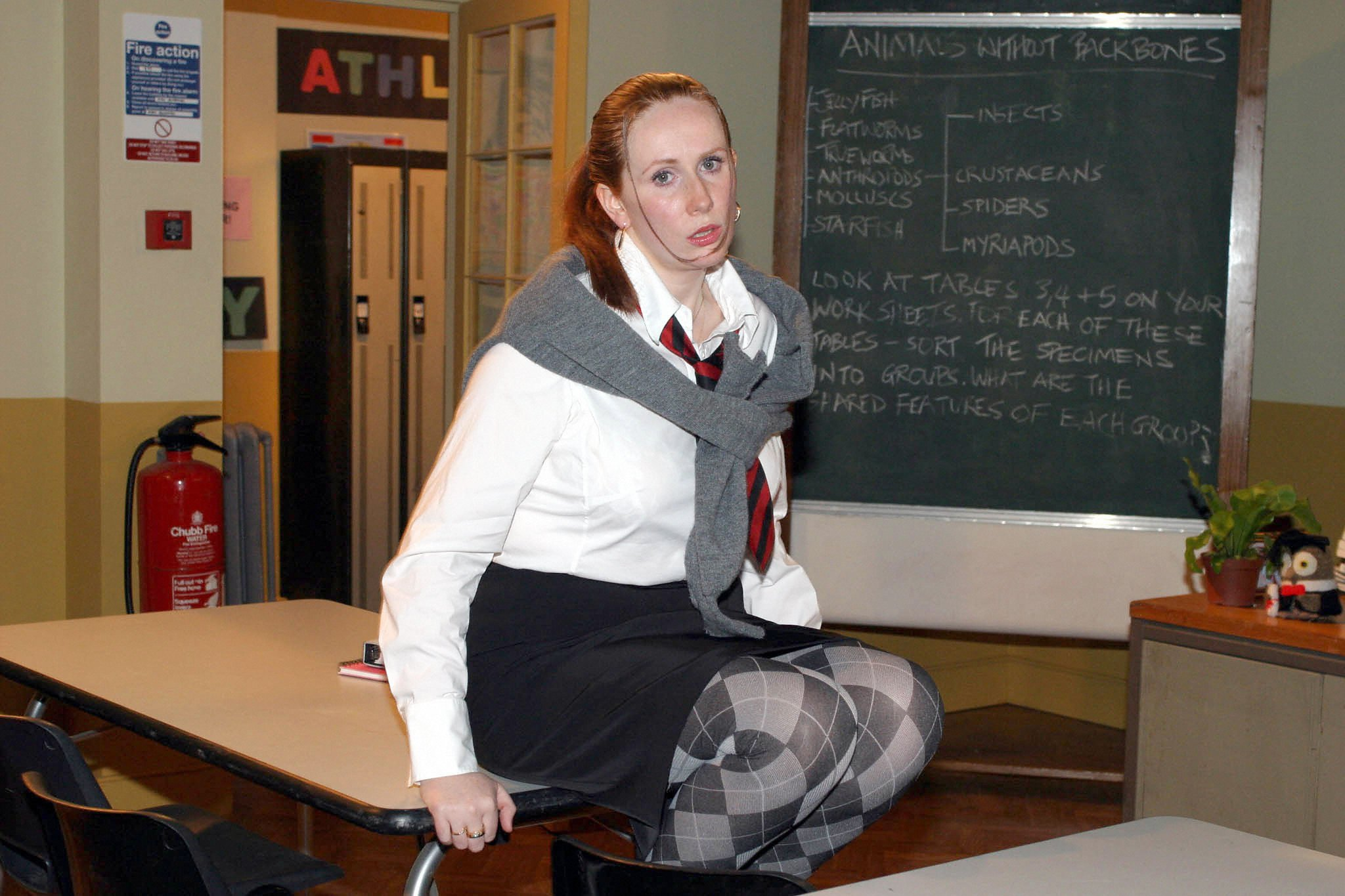 Catherine Tate to kill off Lauren