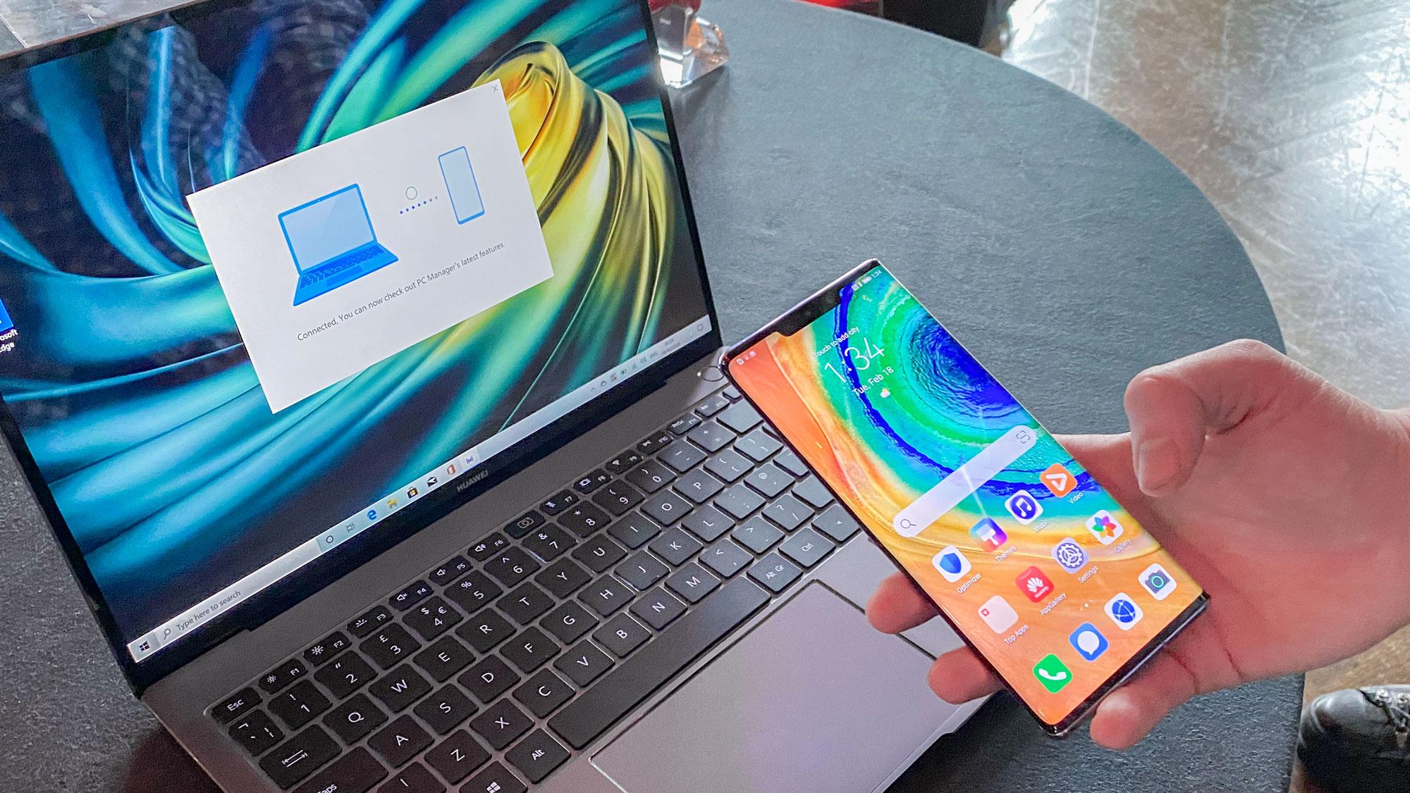 Huawei P40 Pro vs Samsung Galaxy S20