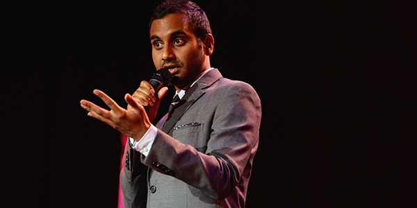 Aziz Ansari Netflix Stand Up Comedy