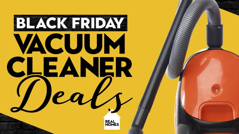 Cyber Monday vacuum cleaner deals at Real Homes