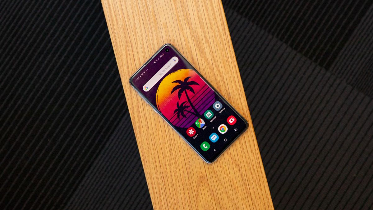 Samsung Galaxy S10e review | TechRadar