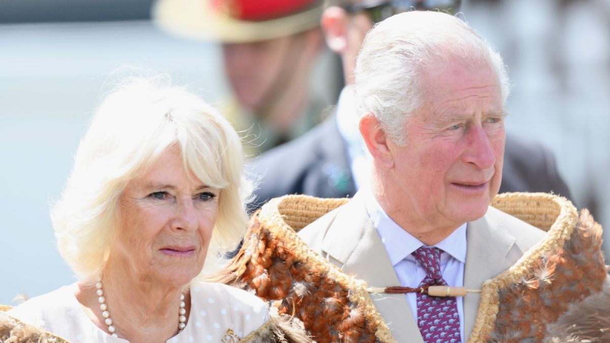 Prince Charles and Camilla Parker Bowles branded 'the most boring people in the world' by The View's Meghan McCain