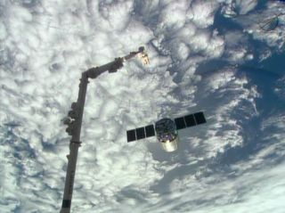 Cygnus Cargo Craft Undocks from ISS