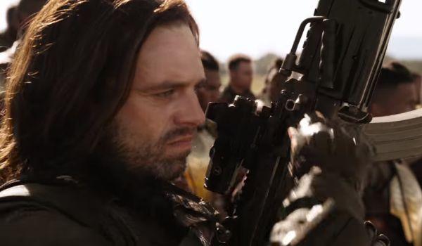 Winter Soldier Infinity War
