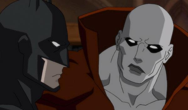 Justice League Dark Deadman