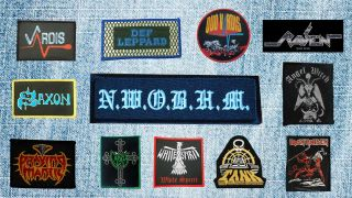NWOBHM patches