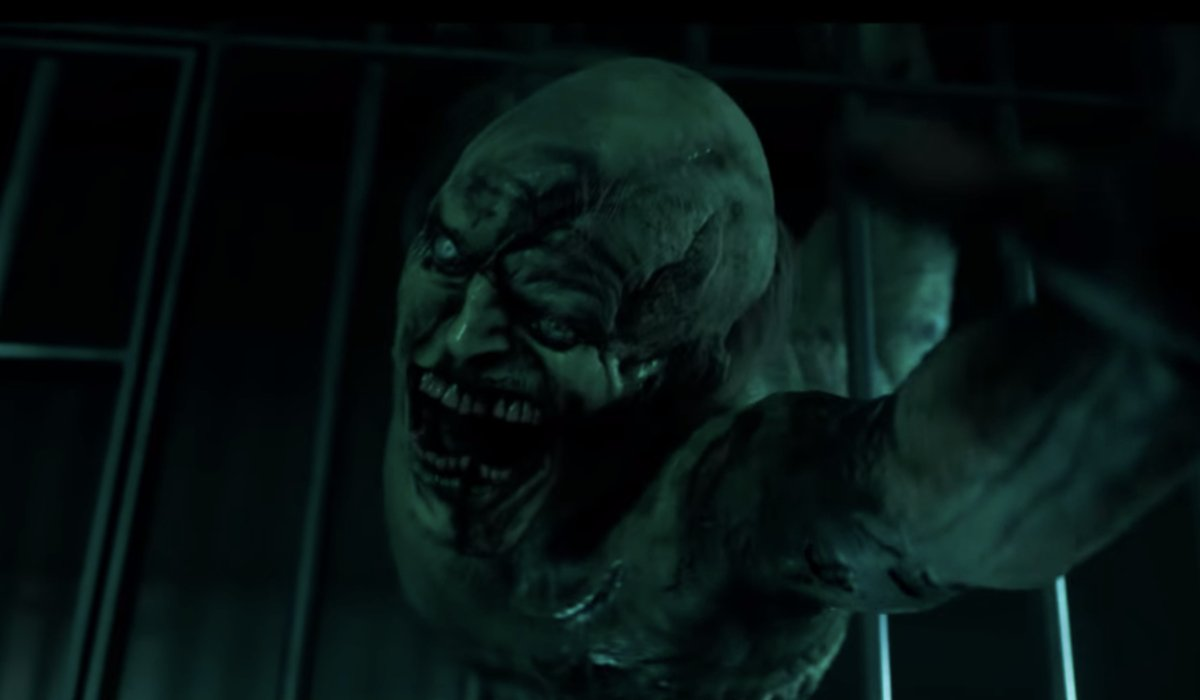 Scary Stories To Tell In The Dark The Jangly Man reaches through the cell door