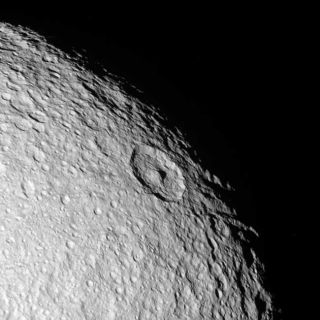 Shooting Gallery: How Moons Get Rocked