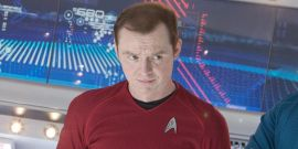 Why Simon Pegg Was 'Irked' To Be Offered Scotty In Star Trek