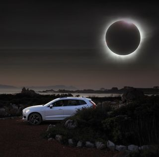 eclipse, volvo xc50