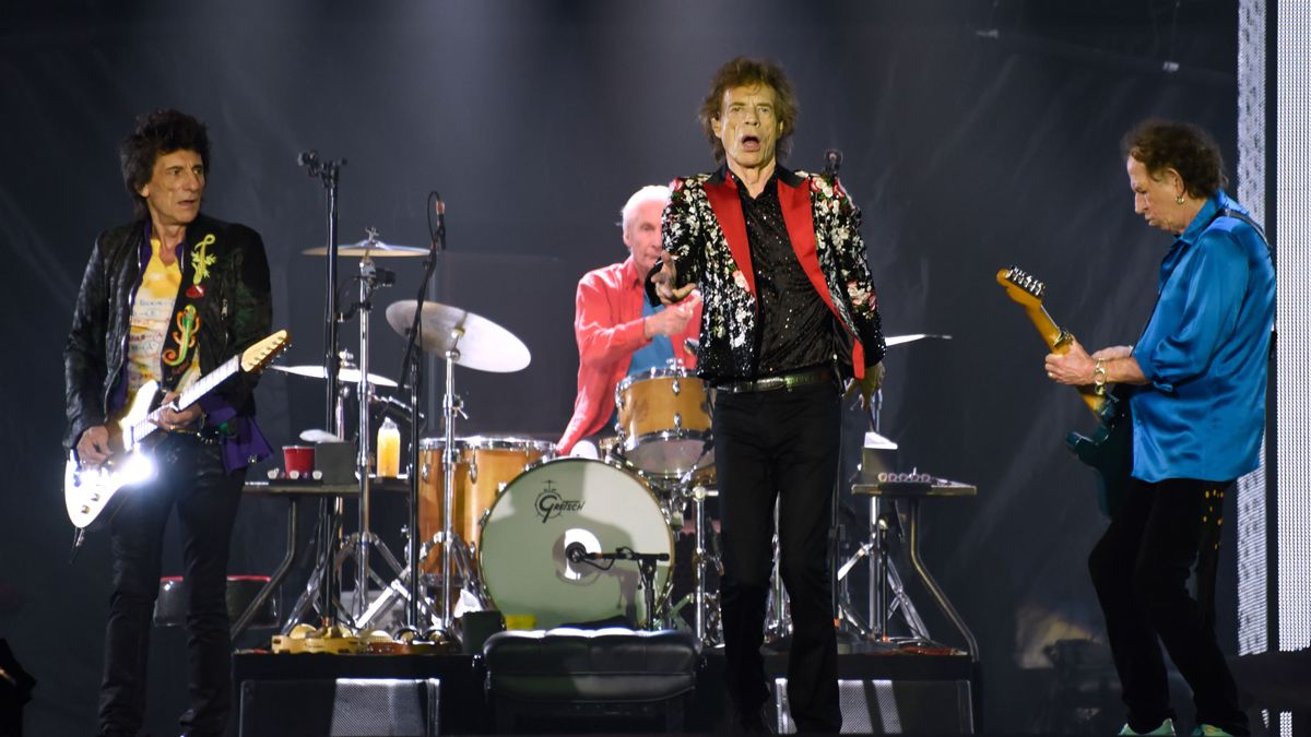 The Rolling Stones share previously unreleased track, Come To The Ball