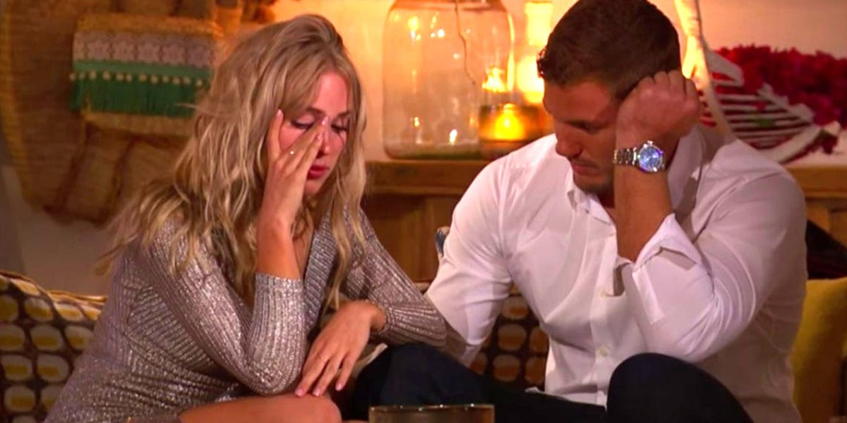 The Bachelor Cassie and Colton ABC