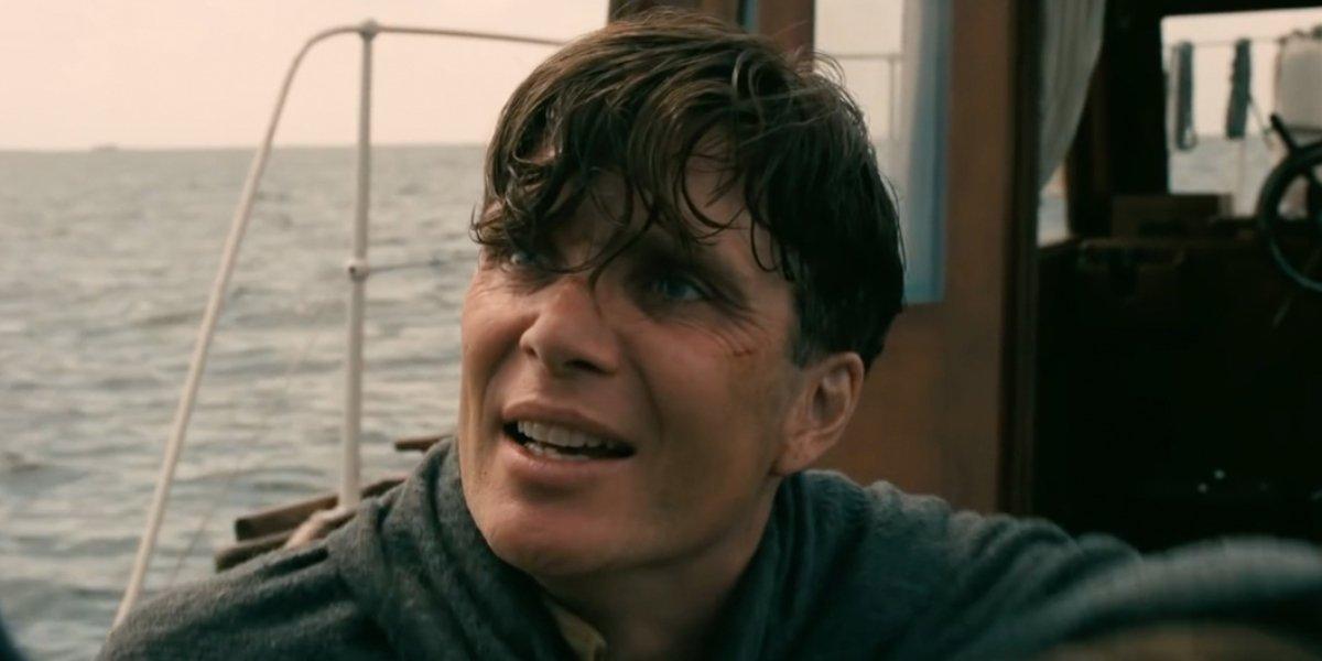 Cillian Murphy in Dunkirk