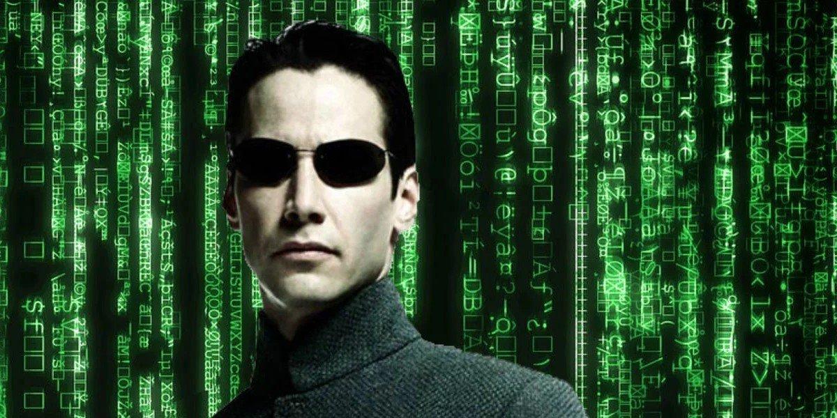 Keanu Reeves is Neo