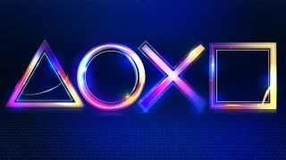 The logo for the PlayStation Player Celebration, depicting the PlayStation shapes in vibrant pinks, purples, and yellows