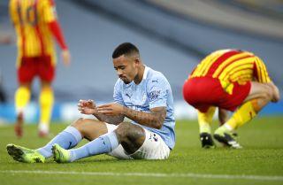 Manchester City v West Bromwich Albion – Premier League – Etihad Stadium