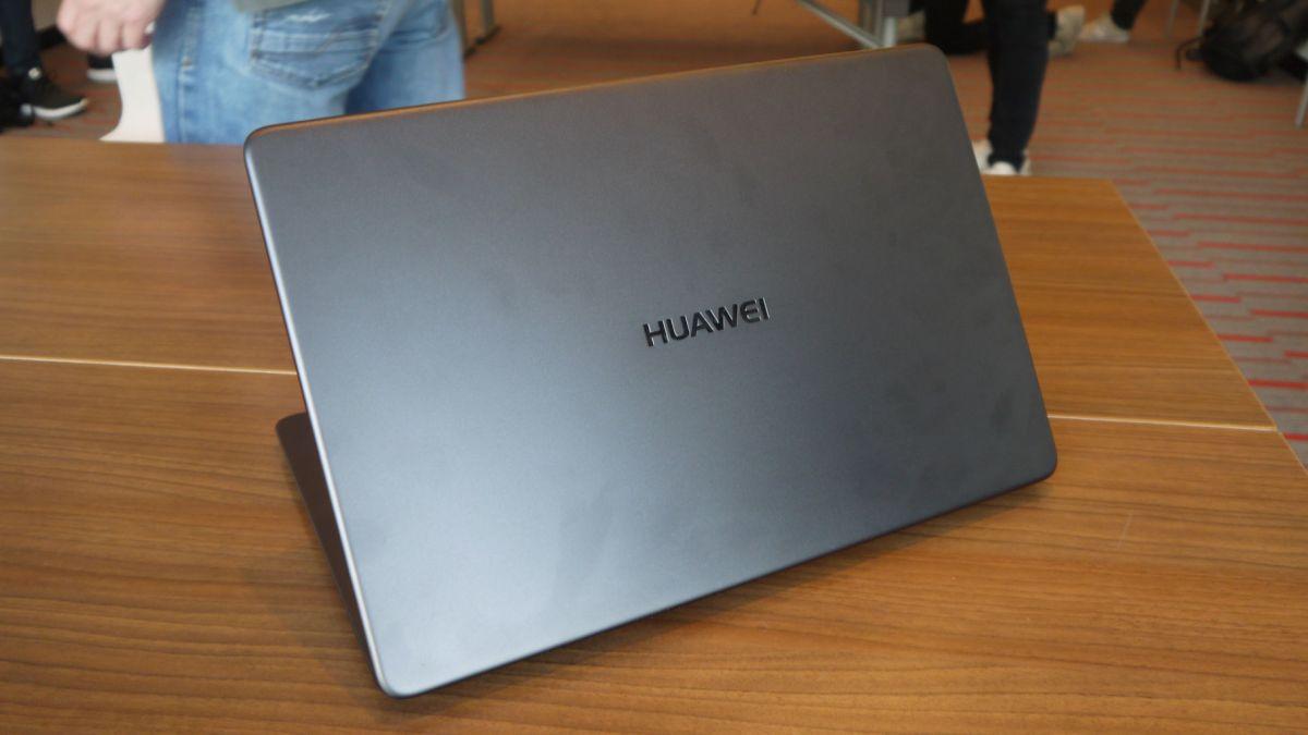 Huawei Matebook D Techradar