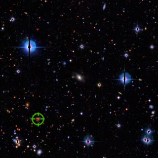 Citizen Scientists to Hunt for 'Space Warp' Galaxies