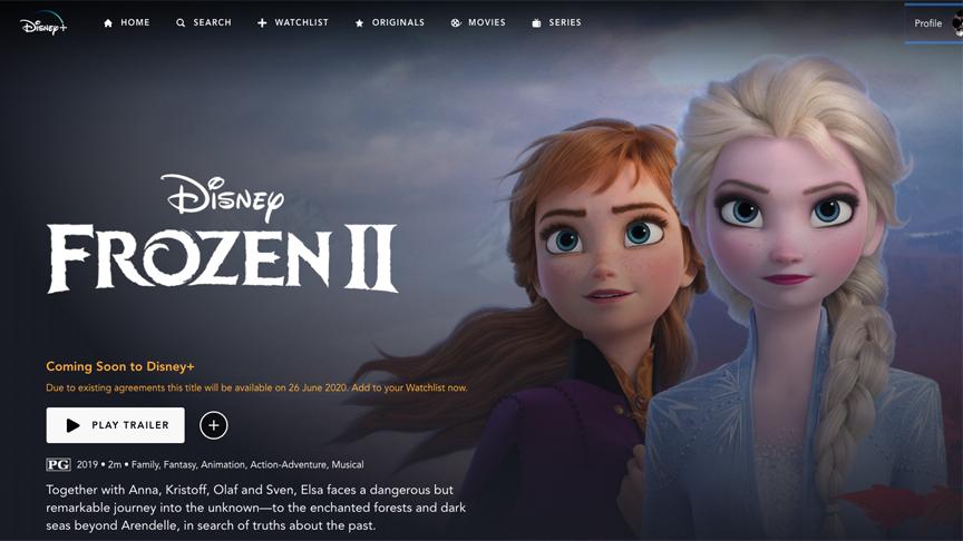 Surprise! Frozen 2 is on Disney Plus right now | TechRadar