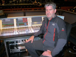 HARMAN Consoles for Paul Simon, Wynton Marsalis Concert