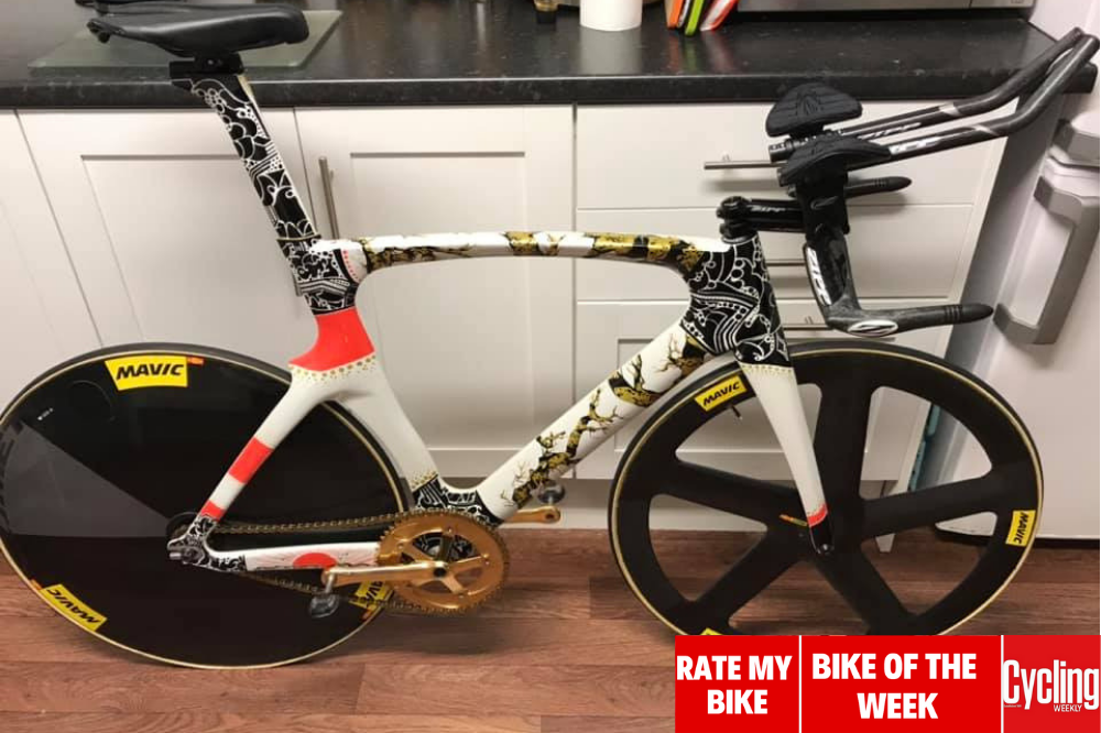 The best bikes of the week from 'Rate My Bike' - a custom
