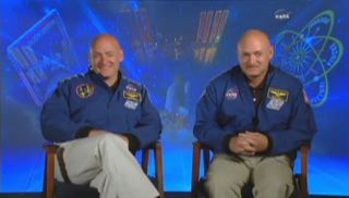 Astronaut Double Take: Identical Twins Headed for Space Station