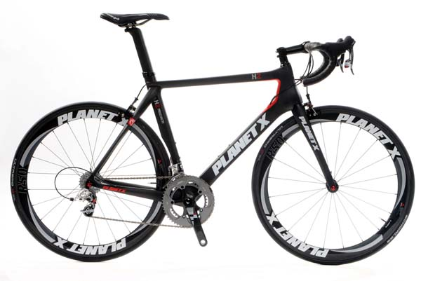 Planet X launches 2012 bike range - Cycling Weekly