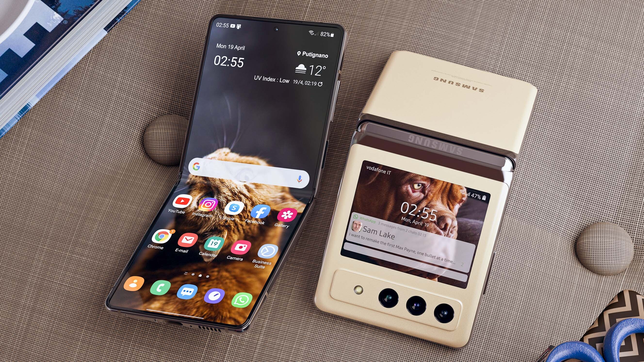 Samsung Galaxy Z Flip 3 renders reveal the changes we want to see | Tom's  Guide