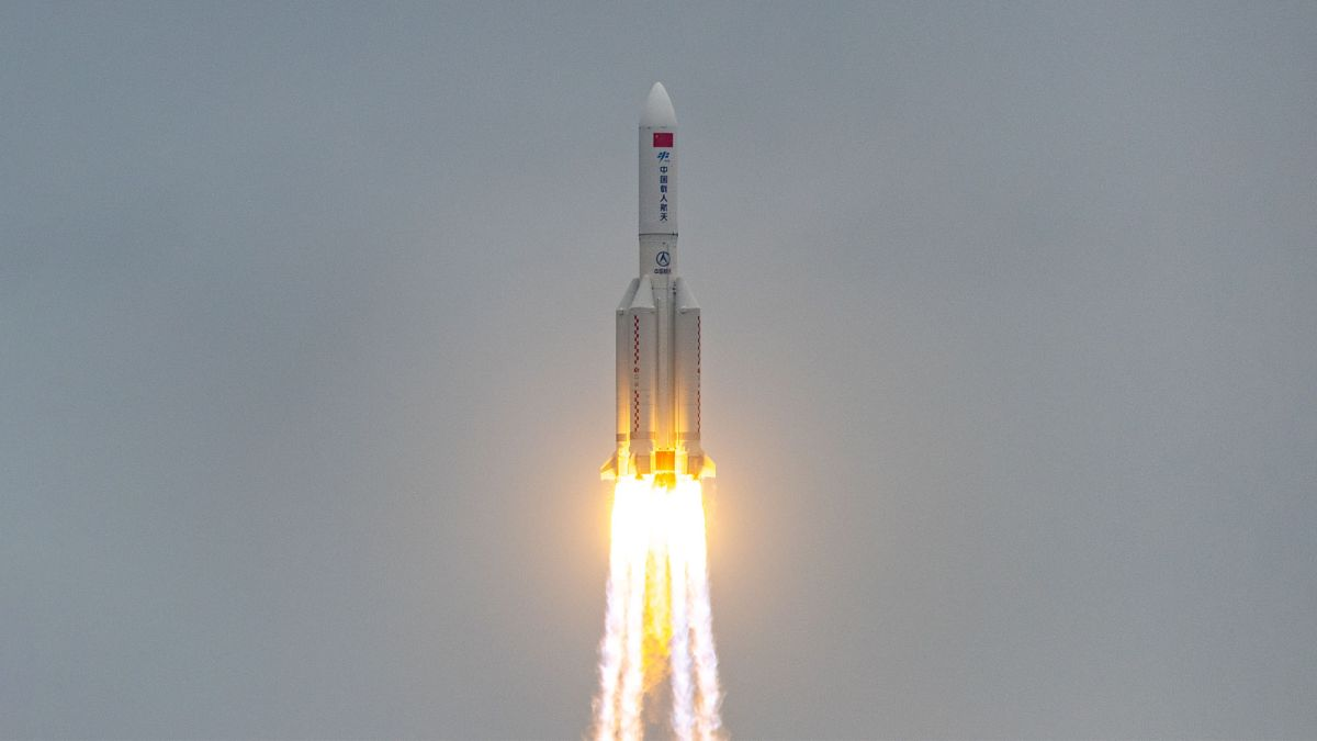 Rocket debris from China's space station launch is falling back to Earth — but where? – Space.com