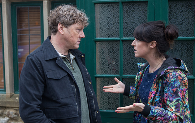 Emmerdale spoilers! Kerry Spencer tries to stop Daz Spencer from leaving