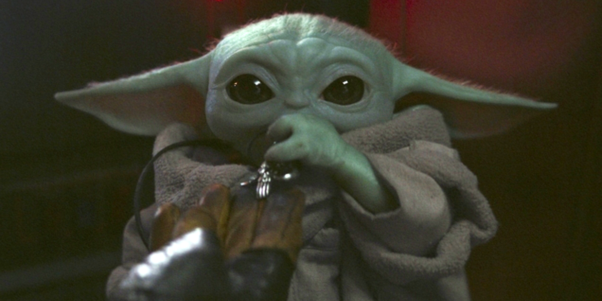 Disney's Baby Yoda Mask Is The Cutest Thing Since, Well, Baby Yoda 1