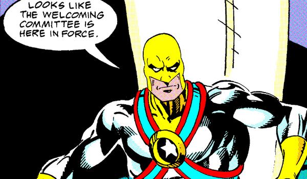 agent liberty dc comics