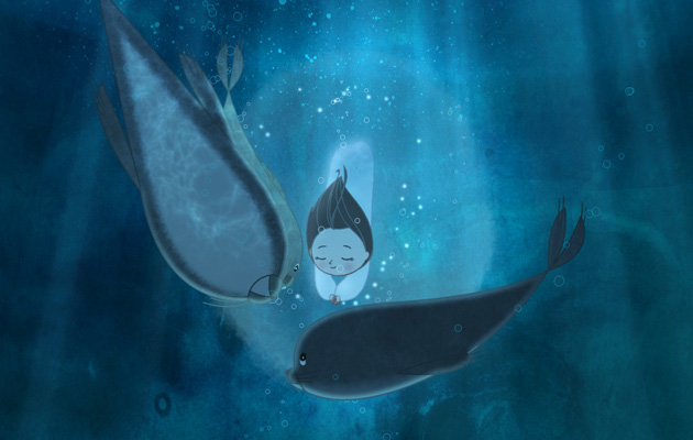 Song of the Sea Saorise Tomm Moore