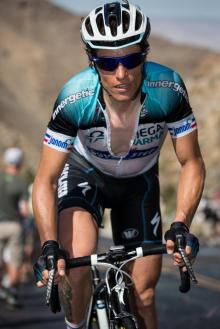 Sylvain Chavanel (Omega Pharma-Quick-Step) was the most courageous rider on Stage 3 of the Amgen Tour of California