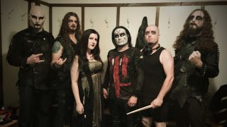 Cradle Of Filth give us a sneak preview of their studio sessions in Brno