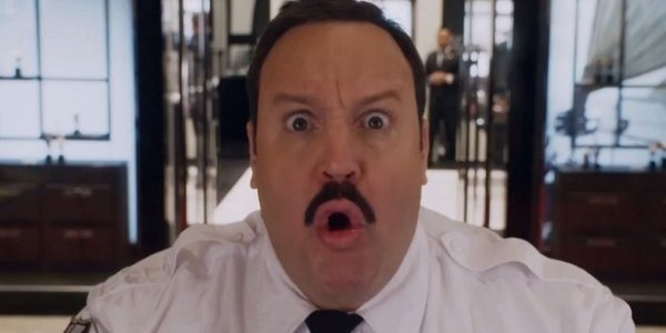 Kevin James' Beard Has Gotten Even More Out Of Control For New Adam Sandler Netflix Movie