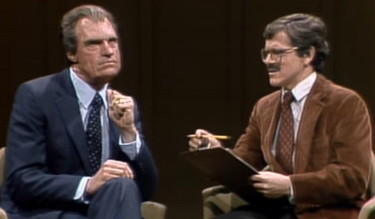 Richard Nixon Dan Akroyd Saturday Night Live