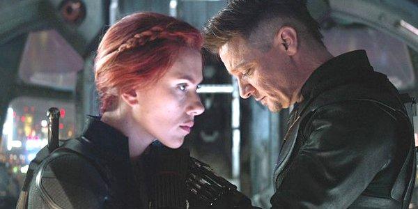 Avengers Endgame Originally Gave Black Widow A