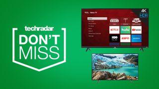 4K TV deals sales prices