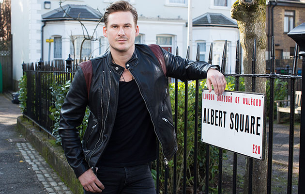 Lee Ryan claims EastEnders bosses scrapped a 'major' Woody storyline for this reason