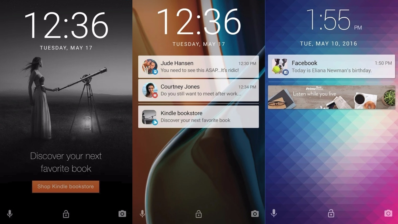 Google has finally banned lock screen ads on Android | TechRadar