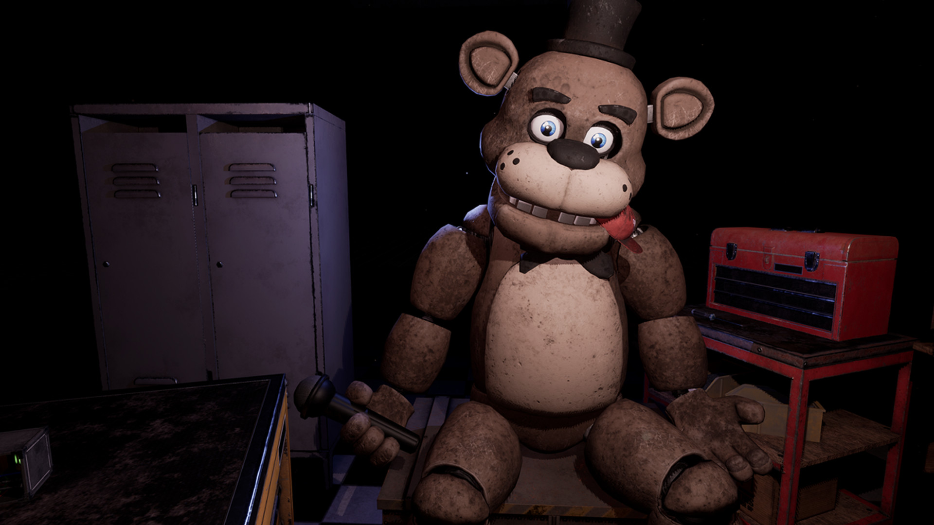 Five Nights At Freddy S Creator Launches A New Project To Release The Most Popular Fangames Gamesradar